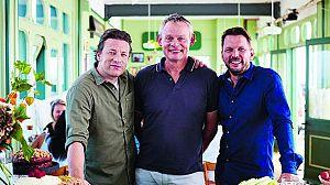 El club de la lucha gastronómica de Jamie y Jimmy : M.Clones