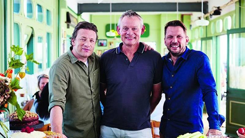 Otros documentales - El club de la lucha gastronómica de Jamie y Jimmy : Martin Clones - ver ahora