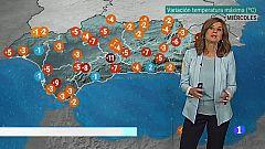El tiempo en Andalucía - 15/05/2019