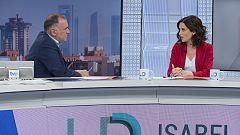 Los desayunos de TVE - Isabel Díaz Ayuso, candidata del PP a la Comunidad de Madrid