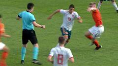 Fútbol - Campeonato de Europa sub17 Masculino 1ª Semifinal