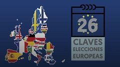 Las claves de las elecciones europeas del 26M