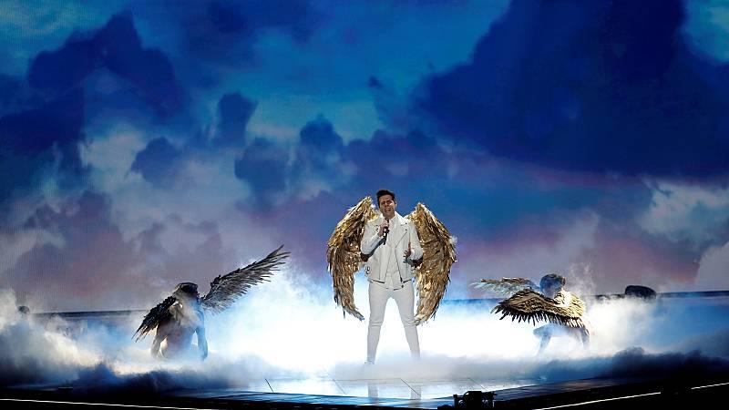 """Eurovisión 2019 - Croacia: Roko canta """"The dream"""" en la segunda semifinal"""