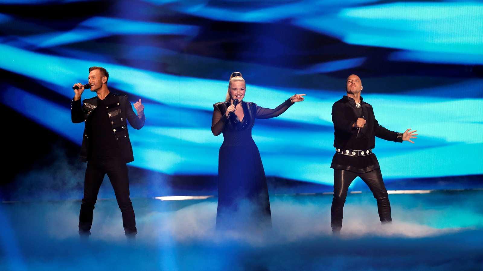 """Eurovisión 2019 - Noruega: KEiiNO canta """"Spirit in the sky"""" en la segunda semifinal"""