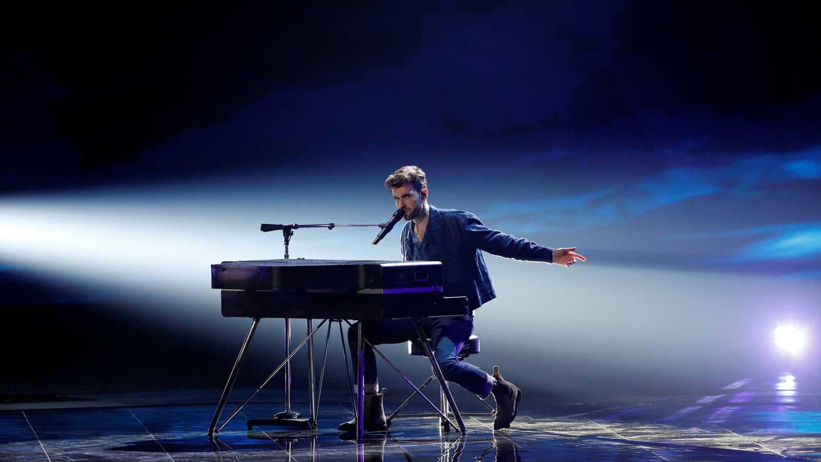 """Eurovisión 2019 - Países Bajos: Duncan Laurence canta """"Arcade"""" en la segunda semifinal"""