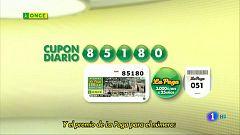 Sorteo ONCE - 16/05/19
