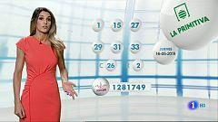 Lotería Nacional + La Primitiva + Bonoloto - 16/05/19