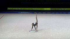 Gimnasia rítmica - Campeonato de Europa 2019 Calificación Senior Individual Aro y Pelota Grupo 'A'