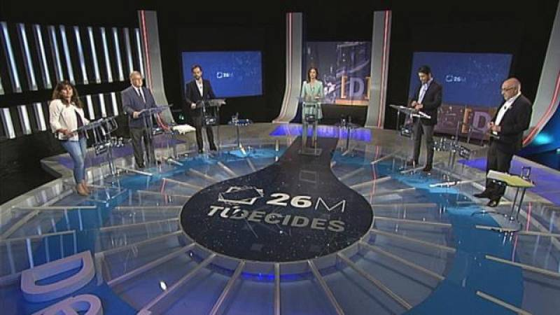 El Debate de La 1 Canarias - 160/05/2019