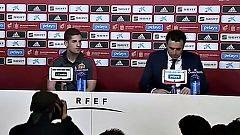 Luis Enrique no dirigirá a la selección ante Islas Feroe y Suecia