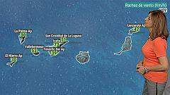 El tiempo en Canarias - 17/05/19