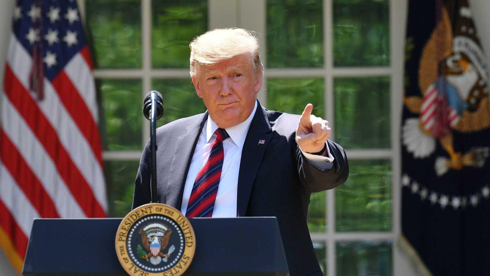 """Trump presenta un sistema migratorio basado en el """"mérito"""""""
