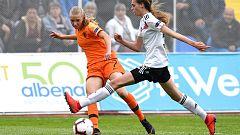 Fútbol - Campeonato de Europa sub17 Femenino. Final: Alemania - Holanda