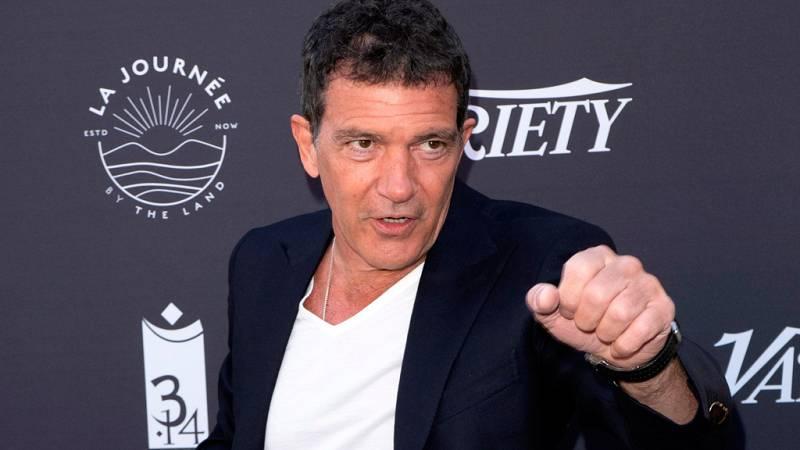 """Antonio Banderas en Cannes: """"Para hacer 'Dolor y Gloria' lo primero fue matar a Antonio Banderas"""""""