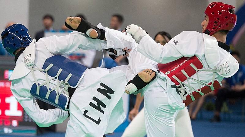 Daniel Quesada, bronce en -74 Kg. en el Mundial de Taekwondo