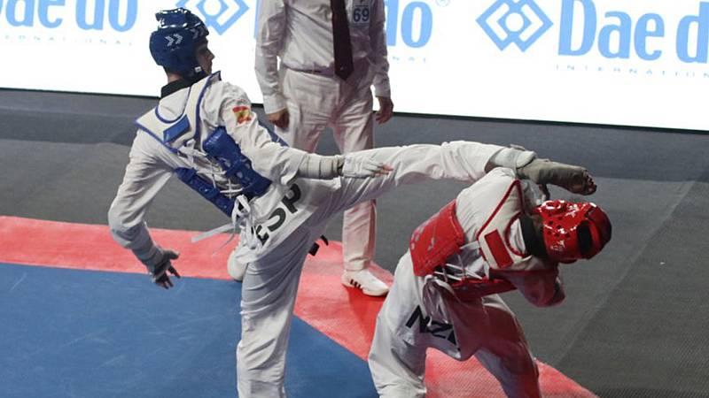 Javier Pérez Polo ha logrado la medalla de plata en -68 Kg. en el Mundial de Taekwondo