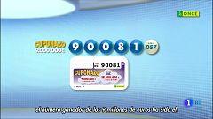 Sorteo ONCE - 17/05/19
