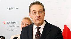 Dimite el vicecanciller de Austria por un supuesto caso de corrupción