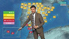 El tiempo en Canarias - 18/05/19