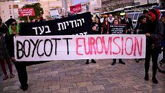 Más de 20.000 policías protegerán el festival de Eurovisión en Tel Aviv