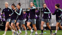 El Barça femenino confía en sus posibilidades para lograr la Champions