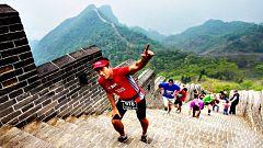 La Maratón de la Gran Muralla China y sus 5.164 pasos hacia la gloria