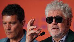 Espectacular acogida a la nueva película de Almodóvar en Cannes