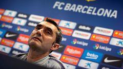 "Valverde: ""Si al final Griezmann viene al Barcelona, ya se verá dónde encaja"""