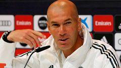 """Zidane: """"Si no hago lo que quiero en mi equipo, me marcho"""""""