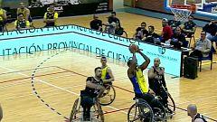 Baloncesto en silla de ruedas - Liga Nacional División de Honor Final Four Final