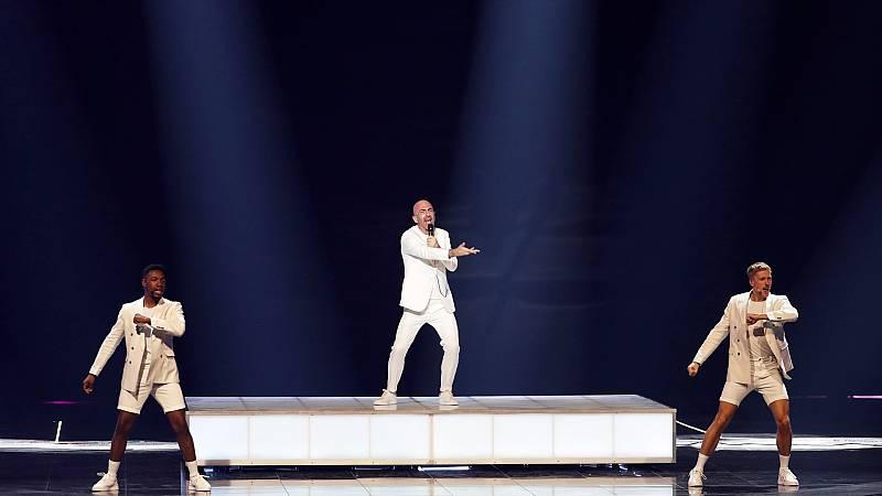 "Eurovisión 2019 - San Marino: Serhat canta ""Say na na na"" en la final"