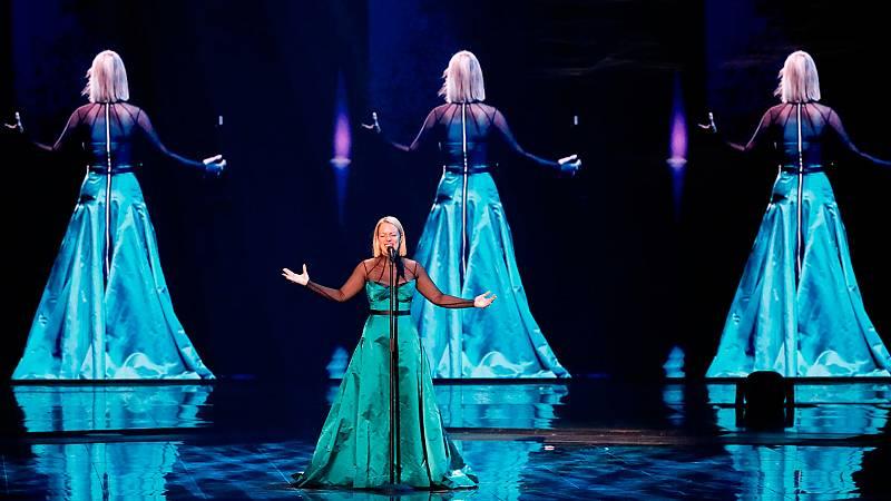 """Eurovisión 2019 - Macedonia: Tamara Todevska canta """"Proud"""" en la final"""