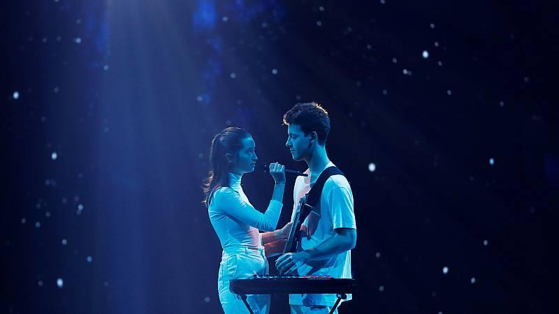 """Eurovisión 2019 - Eslovenia: Zala Kralj & Gasper Santl cantan """"Sebi"""" en la final"""