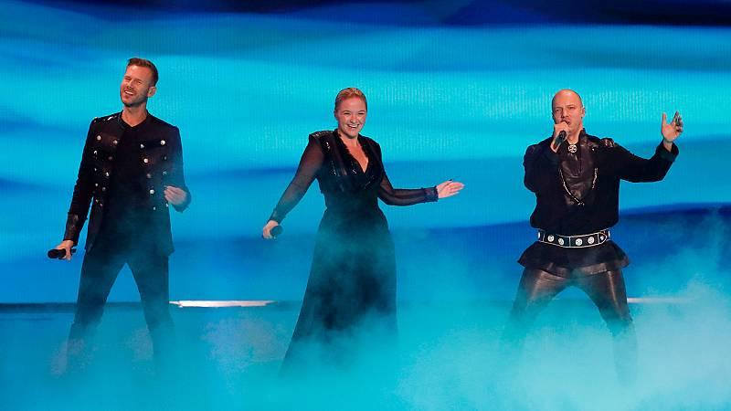 "Eurovisión 2019 - Noruega: KEiiNO canta ""Spirit in the sky"" en la final"