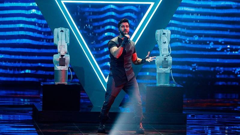 """Eurovisión 2019 - Azerbaijan: Chingiz canta """"Truth"""" en la final"""
