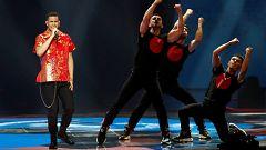 """Eurovisión 2019 - Italia: Mahmoud canta """"Soldi"""" en la final"""