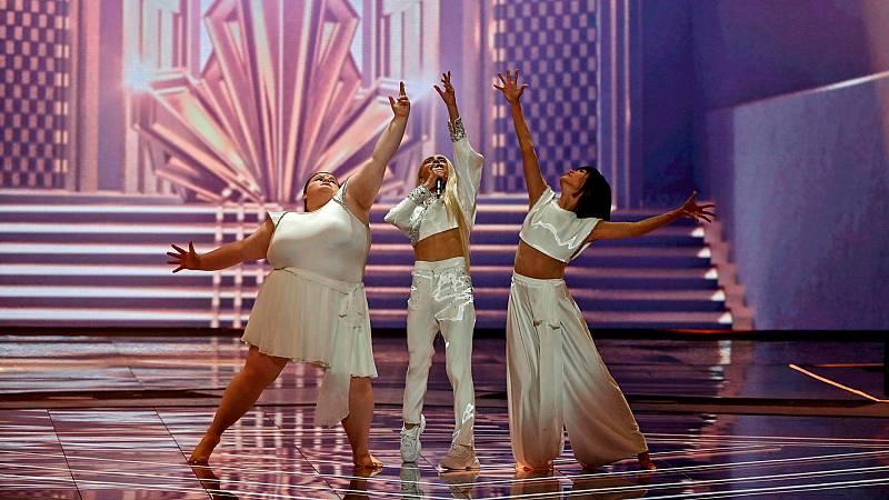 """Eurovisión 2019 - Francia: Bilal Hassani canta """"Roi"""" en la final"""