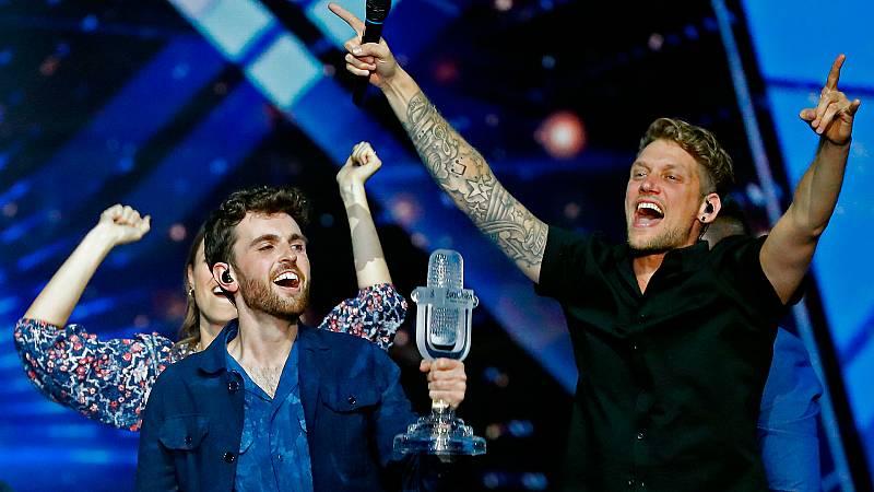 """Eurovisión 2019 - Países Bajos gana con """"Arcade"""" de Duncan Laurence"""