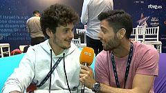 Eurovisión 2019 - Entrevista a Miki tras la final de Eurovisión 2019