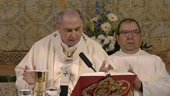 El día del Señor - Monasterio de Tentudía (Badajoz)