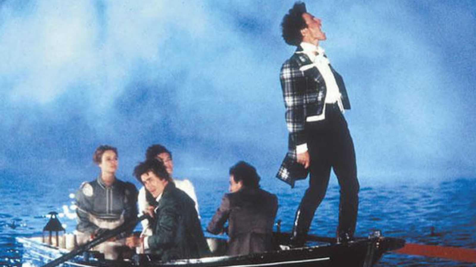 Qué grande es el cine español - Remando al viento