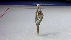 Gimnasia rítmica - Campeonato de Europa 2019 Final Senior Individual Aro y Pelota