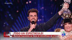 Corazón - Países Bajos se alza con el triunfo en Eurovisión 2019