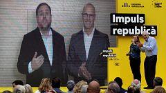 Junqueras pide concentrar el voto útil indepedentista en las europeas