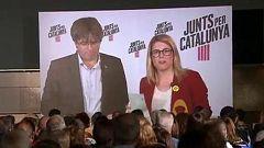 Puigdemont aspira a superar a ERC y entrar en el Parlamento Europeo