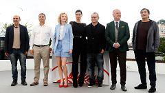 El silbo gomero se escucha en Cannes gracias a la película 'Gomera'