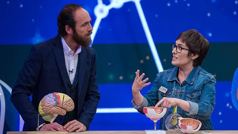 Órbita Laika - Neurociencia con Carmen Agustín - La vista humana