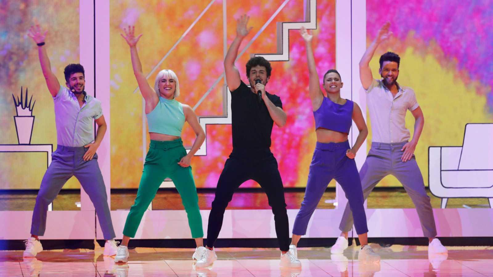 Universo Eurovisión - Así vivimos el festival de Eurovisión en RNE - Ver ahora