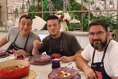 Hacer de comer - Arroz con setas y ventresca de atún al horno