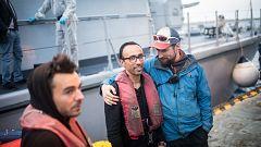 La Fiscalía de Lampedusa autoriza el desembarco de 47 migrantes en contra de Salvini